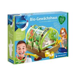 Clementoni® Lernspielzeug Bio-Gewächshaus