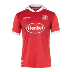 Uhlsport Fußballtrikot Fortuna Düsseldorf Trikot Home 2020/2021 rot S