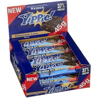 Chocolate-Lava Riegel 12 x 45 g