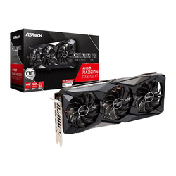 Asrock Radeon RX 6700 XT Challenger Pro 12GB OC Grafikkarte (12 GB)
