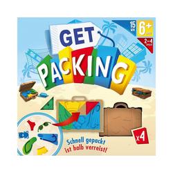 Asmodee Spiel, Get Packing