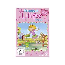 Prinzessin Lillifee TV-Serie Komplettbox DVD