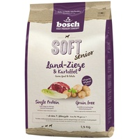 Bosch Tiernahrung Soft Senior Land-Ziege & Kartoffel 2,5 kg