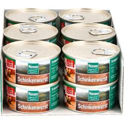 Weimarer Thüringer Schinkenwurst 125 g, 12er Pack
