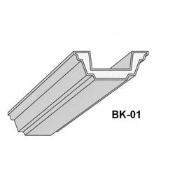 BK-01 Deckenbalken aus Styropor Balkenverkleidung Verkleidung Kassettendecken Balken 300cm