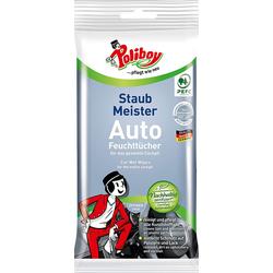Poliboy Staubmeister Auto Feuchttücher 20 Stück