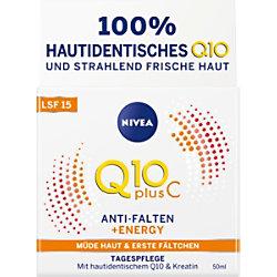 NIVEA Gesichtscreme Q10 Plus C 50 ml