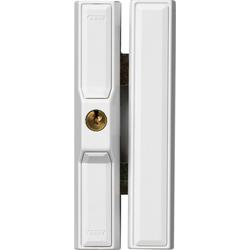 ABUS Fensterzusatzsicherung FTS88 W vs. EK, Bedienung mit Schlüssel weiß