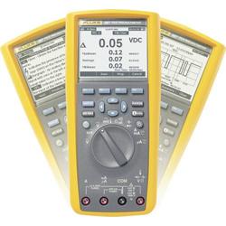 Fluke 287/EUR Hand-Multimeter digital Grafik-Display, Datenlogger CAT III 1000 V, CAT IV 600V Anzeig