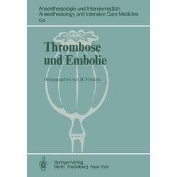 Thrombose und Embolie: eBook von
