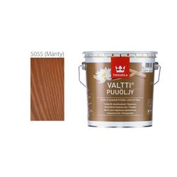 Tikkurila Valtti Wood Oil - PUUÖLJY - 2,7L -  5055 - Mänty
