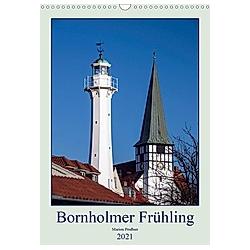 Bornholmer Frühling (Wandkalender 2021 DIN A3 hoch)