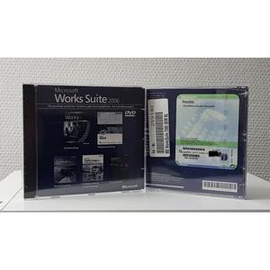 Microsoft Works Suite 2006 mit Word 2002, Foto 2006  -Niederländisch- inkl. MwSt