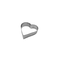Patisse Ausstechform 6cm Stahl Herz