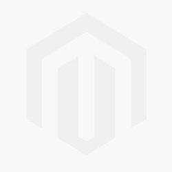Zebra Florence Biergarten-Klapptisch Ø90 cm Stahl/Teak Schwarz|Braun