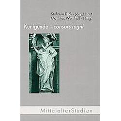 Kunigunde - consors regni - Buch