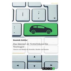 Das Internet als Vertriebskanal für Neuwagen