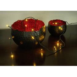 Micro LED Lichterkette 20 LED 24V Inne