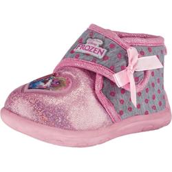 Disney Frozen Disney die Eiskönigin Hausschuhe für Mädchen Hausschuh rosa 22