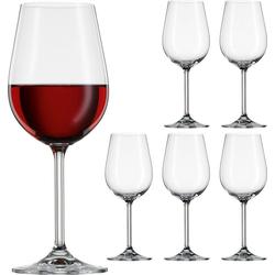 BOHEMIA SELECTION Weißweinglas 6er-Set Rotweinglas