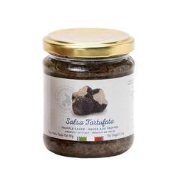 Salsa Tartufata, Sauce mit Pilzen und Trüffeln, 180g - Maestri Artigiani Ital...