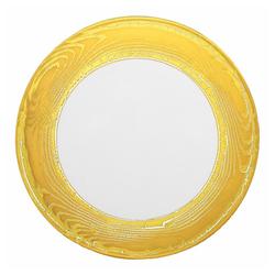 Eisch Tortenplatte Goldleaf Gold 31 cm, Kristallglas goldfarben