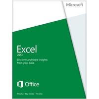 Microsoft Excel 2013 nicht kommerziel ESD DE Win