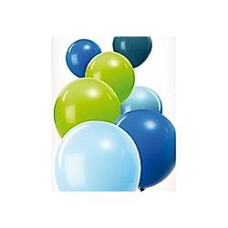 Ballons Mix Aqua