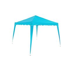 Deuba Pavillon Capri, Wasserdicht blau 300 cm x 300 cm x 250 cm