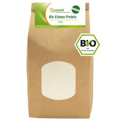 BIO Erbsenprotein - 500g Pulver aus EU-Herstellung