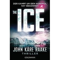 The Ice. John Kåre Raake  - Buch