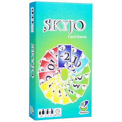 Magilano Spiel, Gesellschaftsspiel Magilano SKYJO Kartenspiel Familien Kinder-Spiel Spiele-Abend Gesellschaftsspiel, 2-8 Spieler, 30 min. Spieldauer