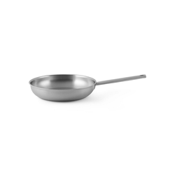 CHEFKOCH Bratpfanne CH-6712, Chefkoch® Edelstahl Bratpfanne
