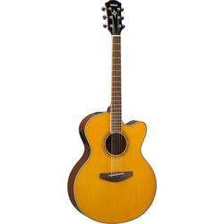 Yamaha Akustikgitarre E-Akustikgitarre CPX600VT, Vintage Tint