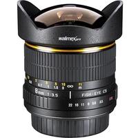 8mm F3,5 Fisheye Nikon F