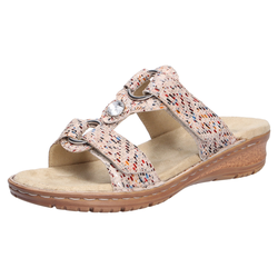 Damen Ara Clogs bunt HAWAII 42