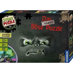 Kosmos Puzzle Story Puzzle 200 Teile / Das kleine Böse Puzzle, Puzzleteile