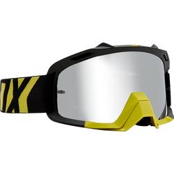 FOX Air Space Preme MX Brille, silber