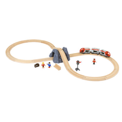 BRIO® WORLD Eisenbahn Starter Set A 33773
