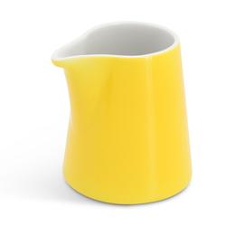 Walküre Porzellan Milchkännchen Milchkännchen, 0,12l NYNY Gelb Walküre Porzellan, 0,12 l