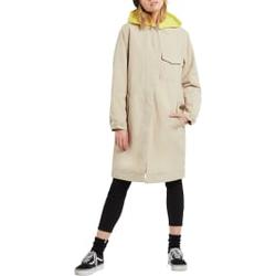 Volcom - Strencher Coat Pale Khaki - Jacken - Größe: S