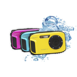 Unterwasser Kamera W1627 Ocean Yellow