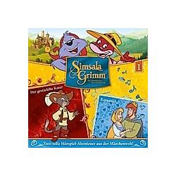 SimsalaGrimm - 1 - Der gestiefelte Kater, Rapunzel