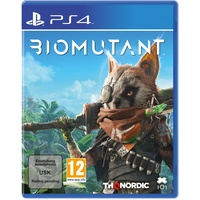 Biomutant (USK) (PS4)