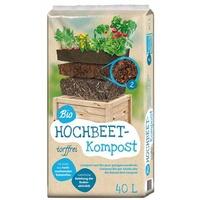 Floragard Bio Hochbeet Kompost 40 l