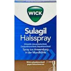 WICK Sulagil Halsspray 15 ml