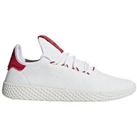 adidas Pharrell Williams Tennis Hu white-red/ white, 42.5