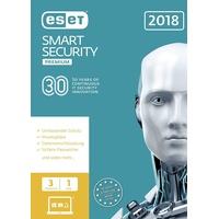 Smart Security Premium 2018 3 User FFP DE Win