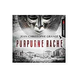 Purpurne Rache  12 CDs - Hörbuch