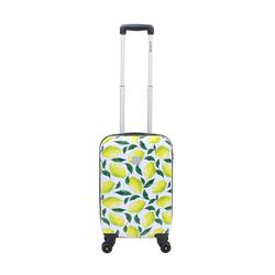 Saxoline® Koffer Lemon, mit lustigem Druck